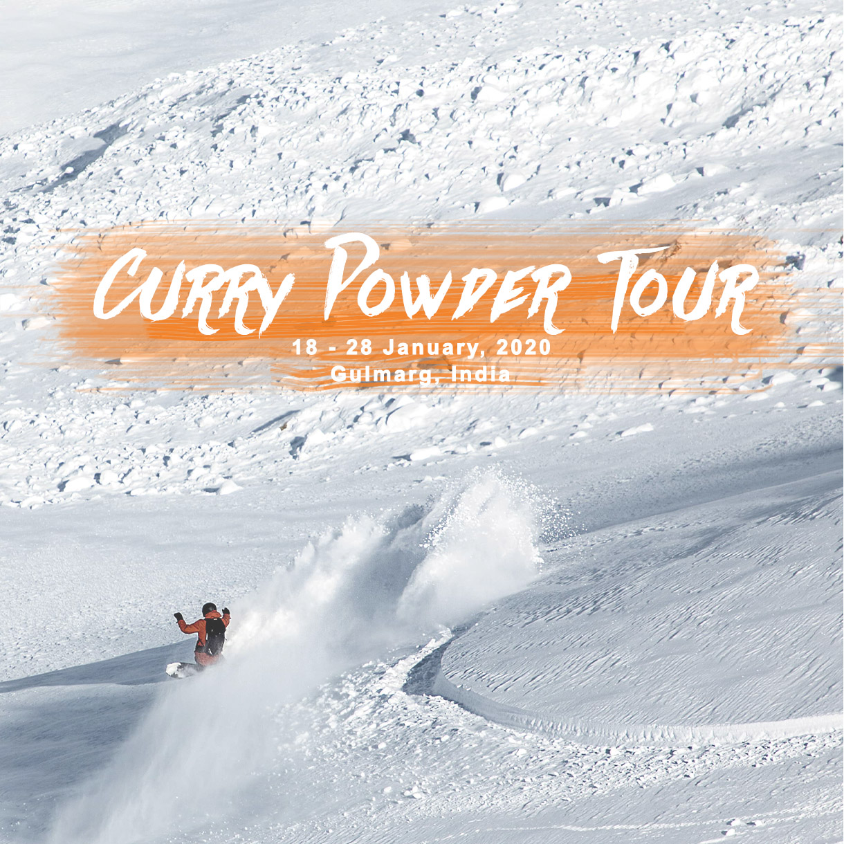 Curry powder tour 2020 First Tours