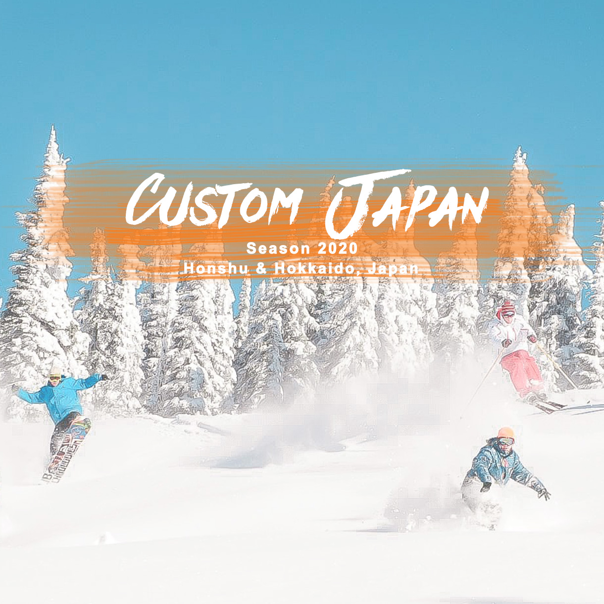 Custom Japan 2020 First Tours