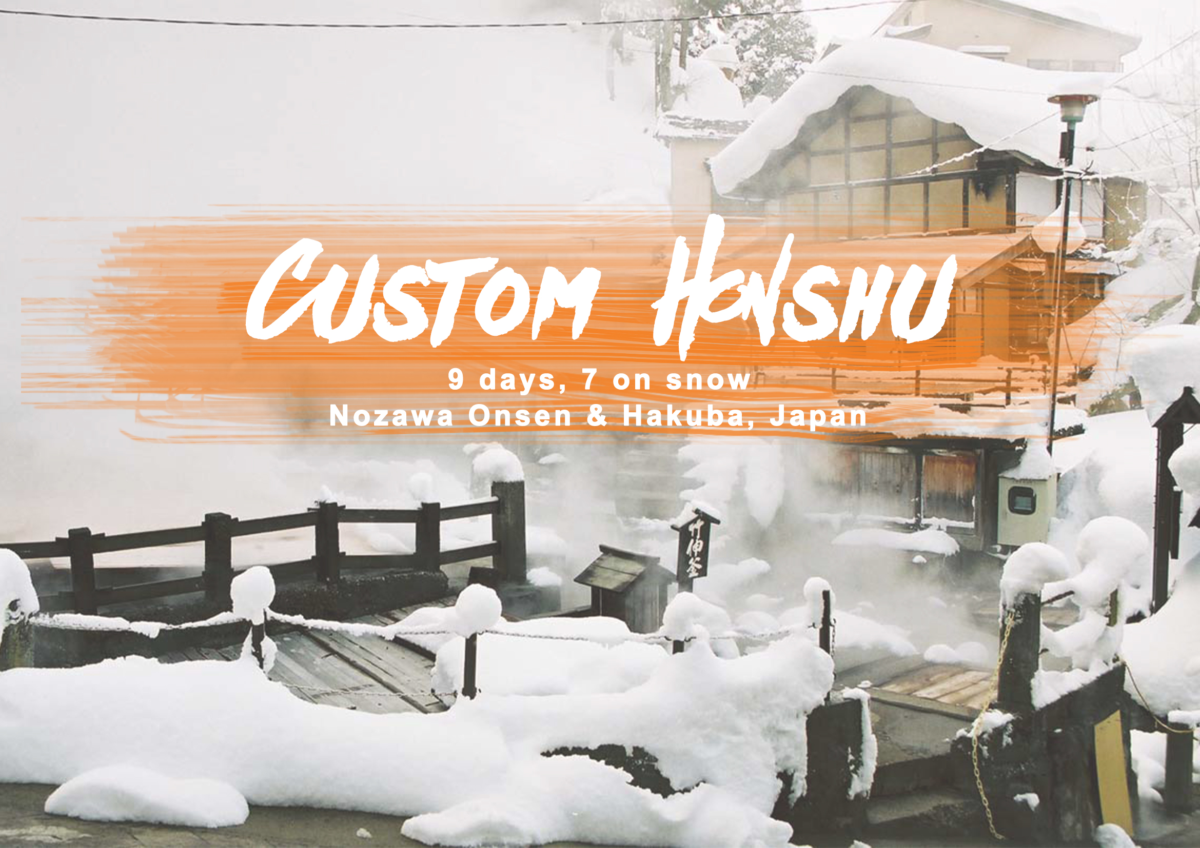 Honshu Custom tour 2020 with First Tours