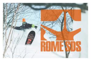 Rome Snowboards test boards