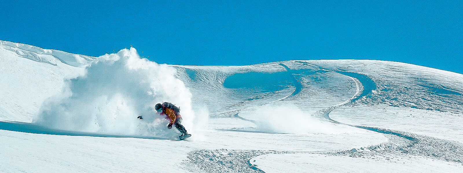Snowboarding in Chile First Tours