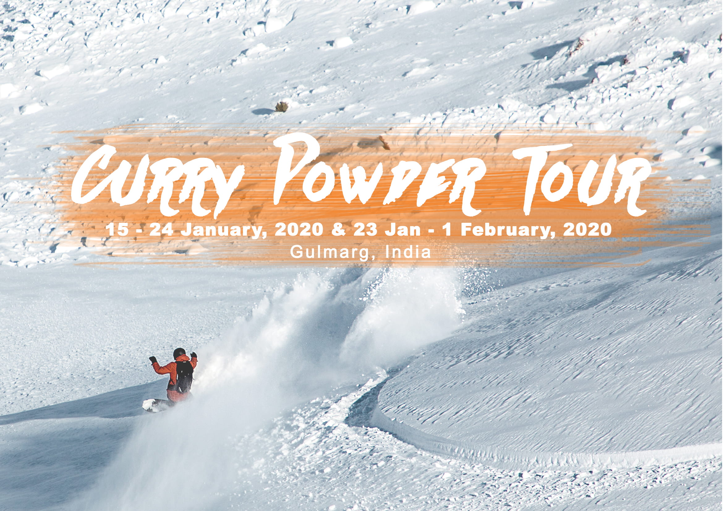 Curry Powder Tour Gulmarg 2020 with First Tours