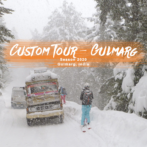 Custom Tour - Gulmarg 2020 First Tours
