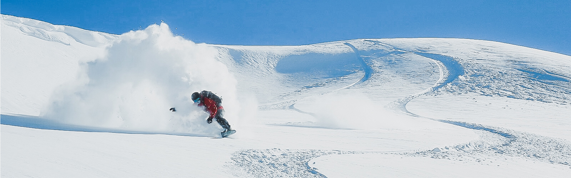 Snowboarding Chile Powder First Tours
