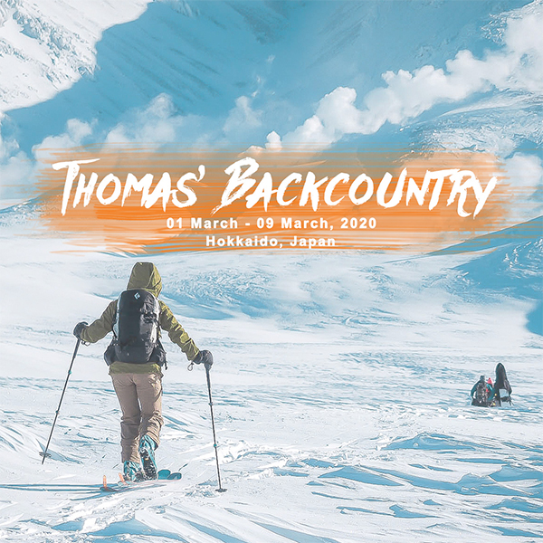 Thomas' Backcountry 2020 First Tours