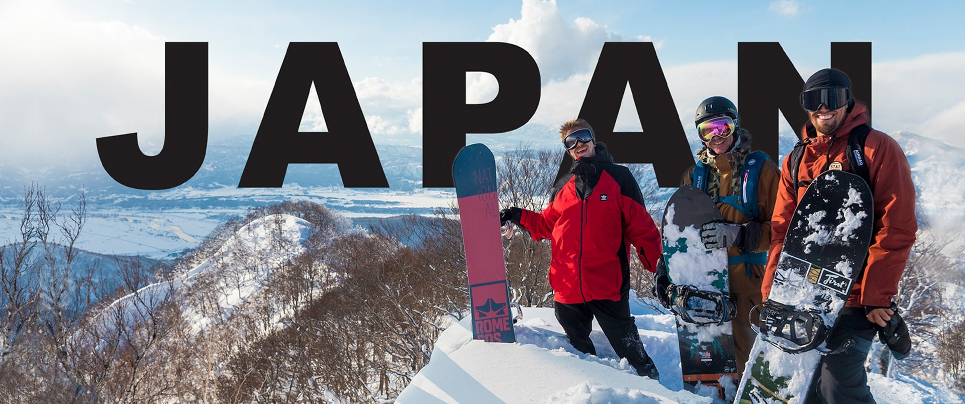 Japan vimeo thumbnail First Tours