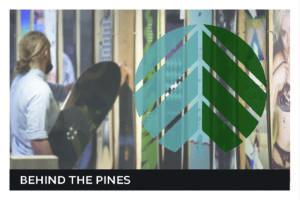 Behind the Pines - Amsterdam