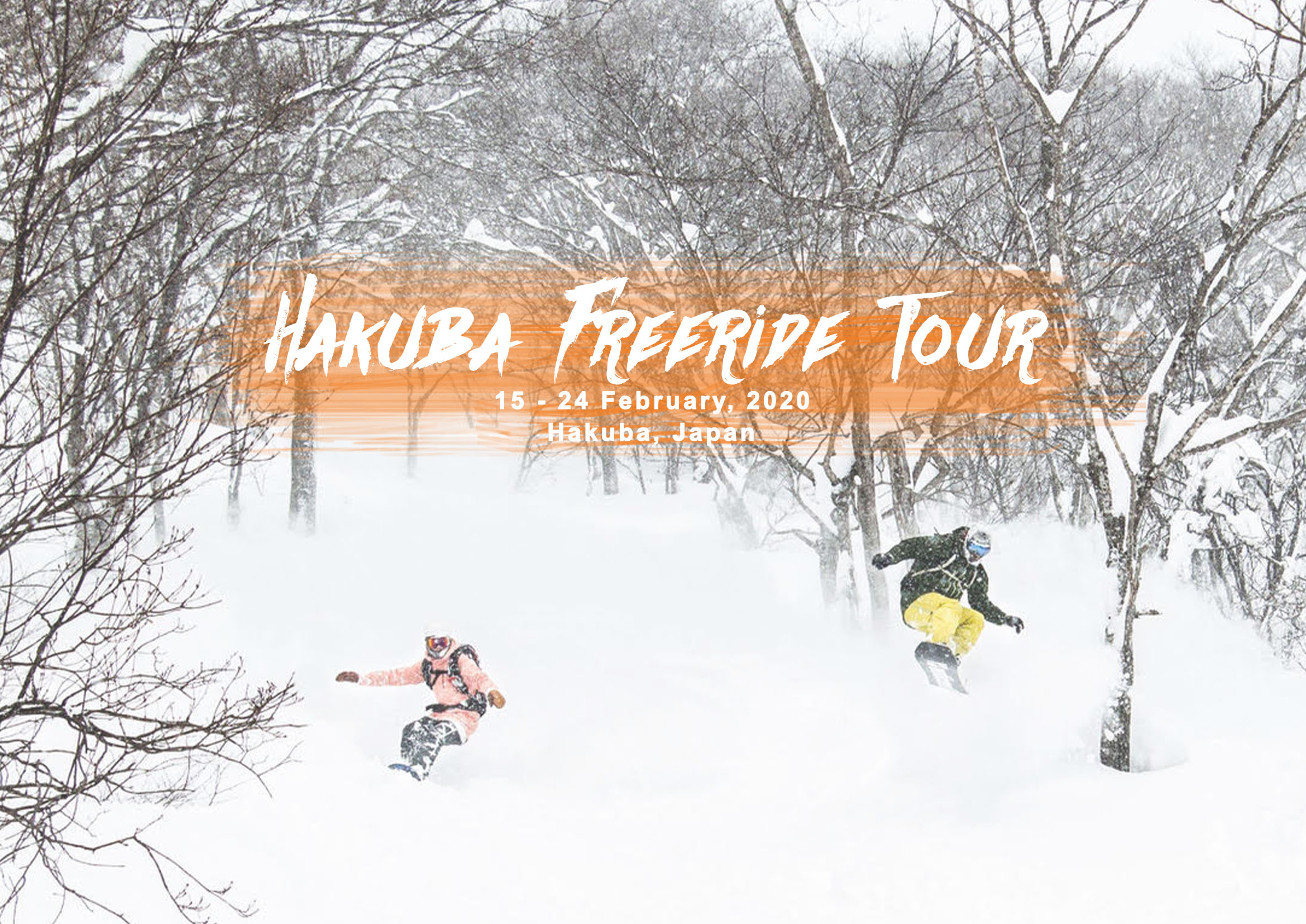 Hakuba Freeride Tour First Tours