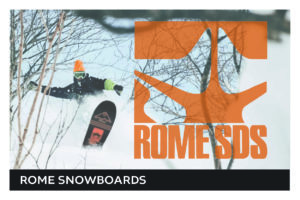 Rome Snowboards with First Tours